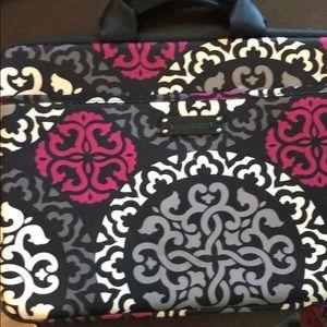 Vera Bradley small laptop case